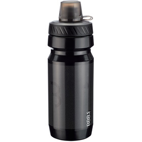 BBB AutoTank Mudcap Autoclose Waterfles 550ml, black